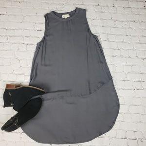 Cloth & Stone High Low Tank Top